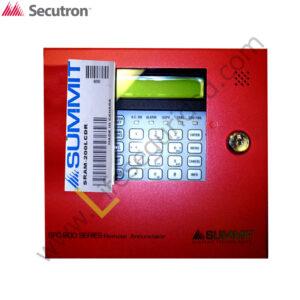 SRAM-200LCDR TECLADO REMOTO LCD PARA PANELES INTELIGENTES