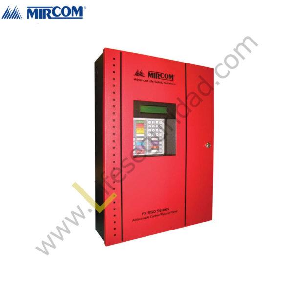 FX-350 Panel de Control de Incendio de 12 Zonas Mircom 1