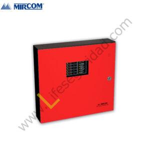 FA-1025U Panel de Control de Incendio de 5 Zonas Mircom