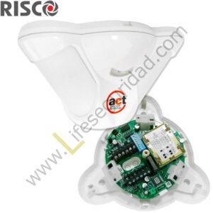 RK200DTG3 Sensor de Movimiento Lunar Industrial G3 Risco