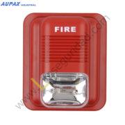 EPA-183B Sirena para alarma de Incendio con Luz Flash