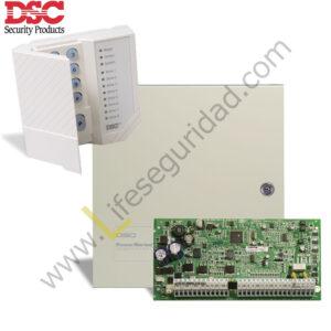 PC1832-KIT KIT DE ALARMA 8Z PC1832 DSC