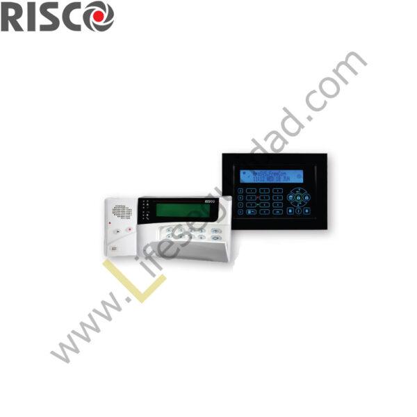 RP128K Teclado tactil elegant de RISCO 1