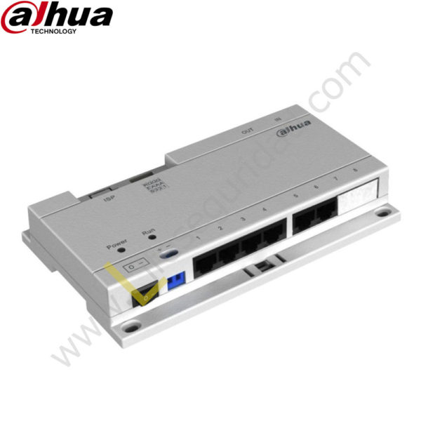 DH-VTNS1060A POE Switch for IP System 1